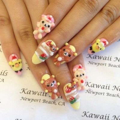 - Kawaii Nails - Home